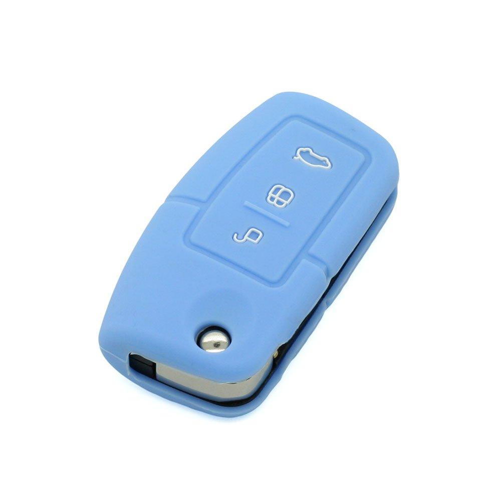 Funda de silicona para llave de coche de Fassport para llave a distancia CV3701