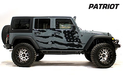 Willys Truck - FactoryCrafts Jeep Wrangler 2007-2016