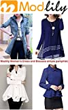 Modlily pamphlet test sample: Women's Dress, skirt, blouses, and shirt pamphlet. offers