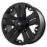 V-Rock Recon Matte Black Wheel with Painted Finish (20x9''/6x135 mm)