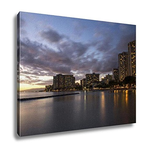 Ashley Canvas, Hawaii Oahu, Home Decoration Office, Ready to Hang, 20x25, AG6408523 by Ashley Canvas