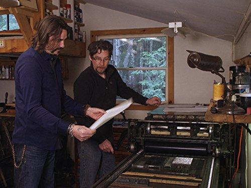The Book Maker (Print)