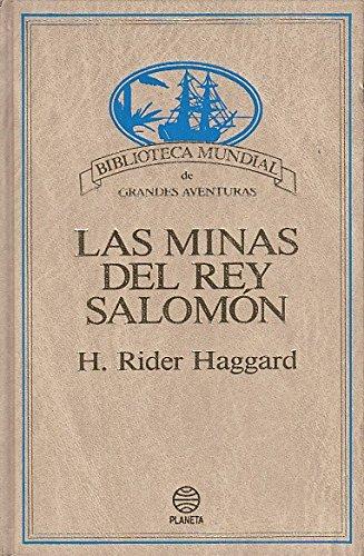 Descargar Libro Minas Del Rey Salomon, Las Henry R. Haggard