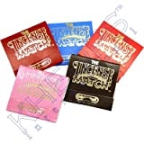 Incense Matches (box of 50 assorted)