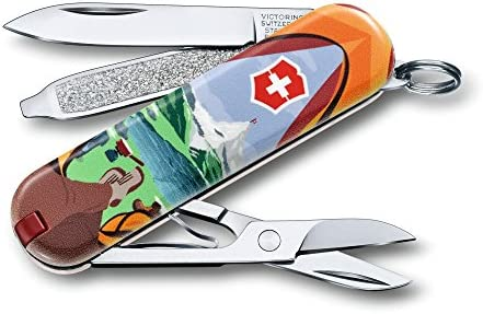 Victorinox Swiss Army Classic Sd Pocket Knife Limited Edition 2018