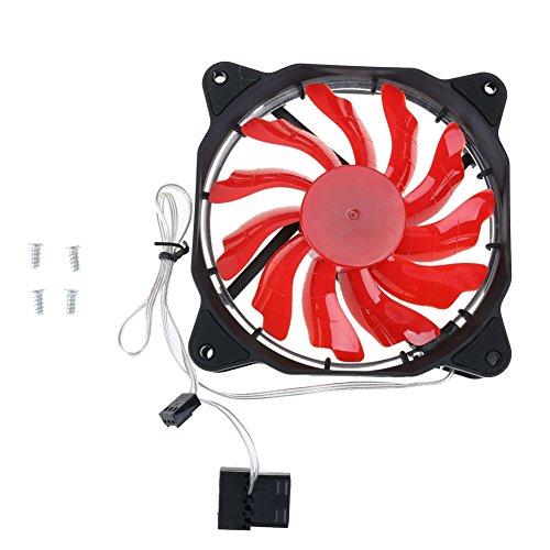 solar computer fan - 3