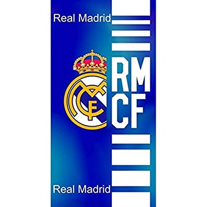Real Madrid – toalla de baño de RMCF Real Madrid