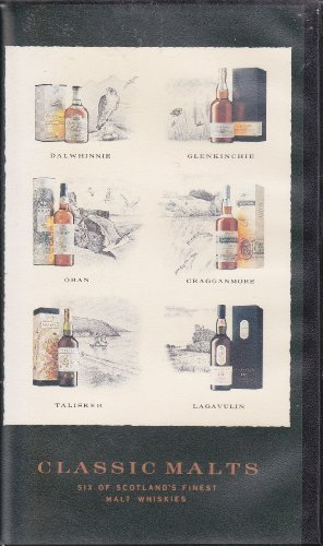 Classics Malts - Six of Scotland