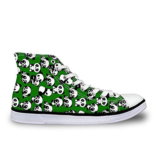 Panda 2 A Collo Coloranimal Alto Donna nIBYg0w