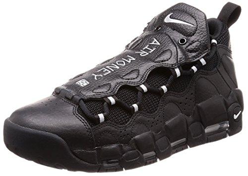 Uomo Money Ginnastica More Nike Nero Scarpe Silver Metallic Black da 002 Black Air FYxxqwCZa