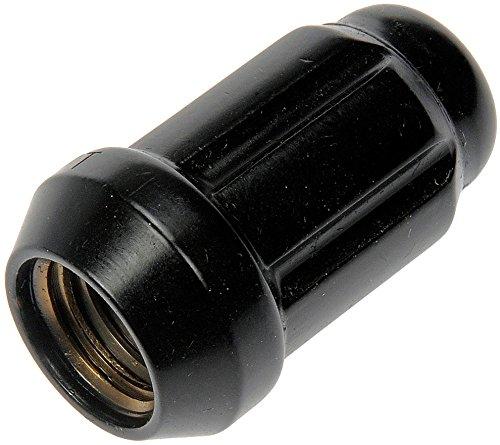 Black Spline Drive Wheel Nut - M12-1.50 - Dorman# 711-315A