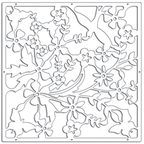 Wall Pops WPP0274 White Sanctuary Decorative Hanging Room Division Panels ()