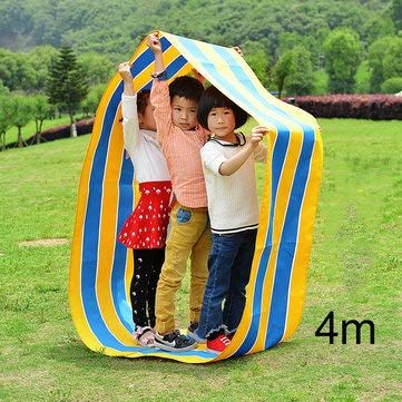 Outdoor Team Cooperation Sense Training Interactive Toys For Children Educational Sports Games - Outdoor Recreation Amusement Park - (4M) - 1 x Cooperation Sense Training Equipment -