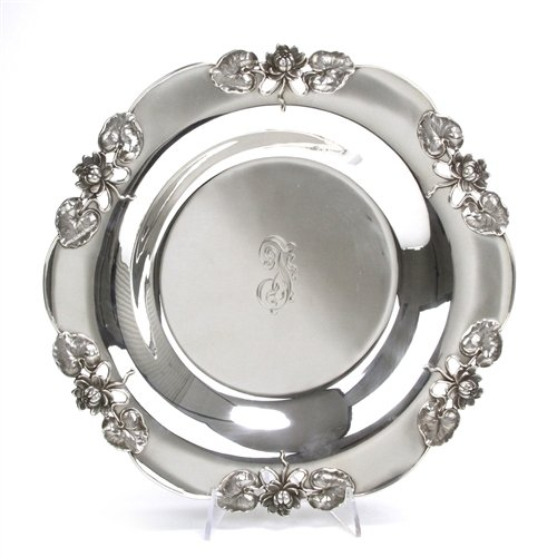 bowl-by-shreve-co-sterling-water-lily-design-monogram-f