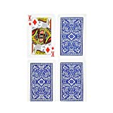 3''X 5'' Jumbo Playing Cards