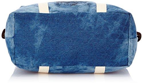 Porté Eco Le Sac Cerises Denim Bleu épaule 3x00 1 Temps des PqUqBtY
