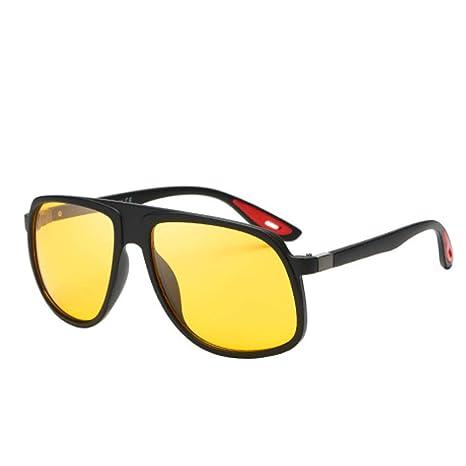 Yangjing-hl Gafas de Sol extragrandes Gafas de Sol de ...