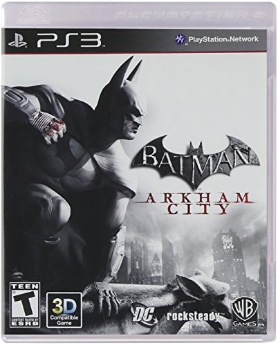 Batman: Arkham City for Playstation ()