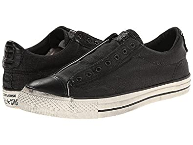 181b057696d5 ... shopping converse x john varvatos unisex chuck taylor burnished slip on  black 5 bm 08dc1 2a0f9