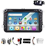 Video Head Unit PUPUG 8 Car GPS CD DVD Autoradio Navigation Android system SPECIAL FOR Volkswagen/New PUPUG Magotan/Sagitar/ Golf/ Head UnitCar Bora/Touran/ Jetta/New Santana(2013)Radio Digital