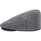 Brixton Mens Hooligan Snap Cap - Small Grey/Black 110-00005-0301-S