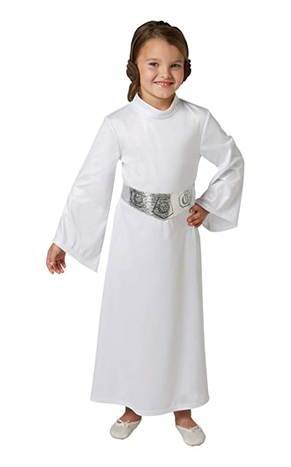 Lucas – st-630878s – Disfraz clásico Princesa Leia