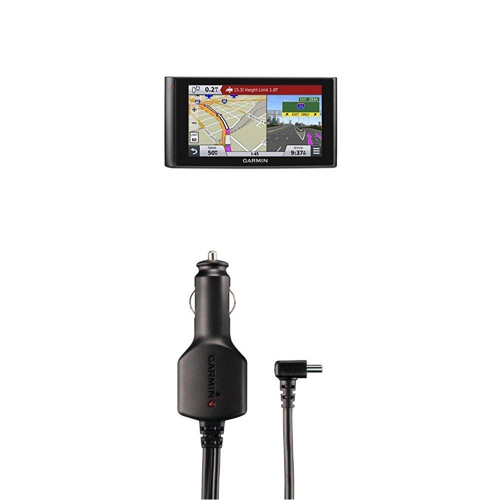 Garmin DezlCam LMTHD 6-Inch Truck Navigator and GTM 60 HD Digital Traffic Receiver by