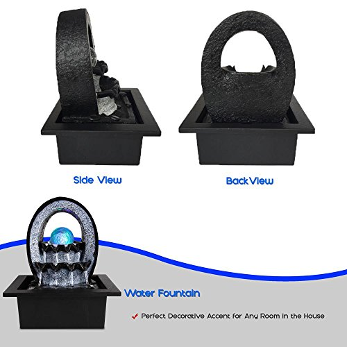 Review SereneLife Desktop Electric Water