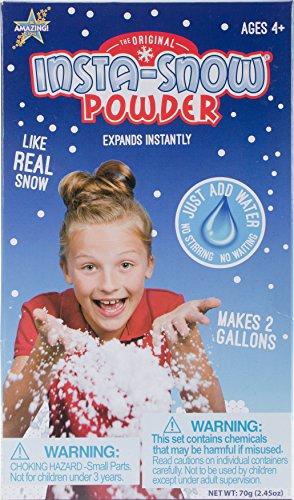 Be Amazing Toys Insta Snow Science Kit, Multi-colour, 21.59 x 12.95 x 5.33cm