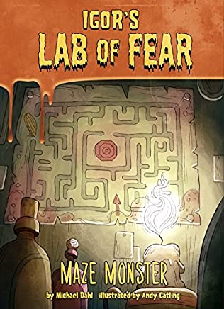 book cover of Maze Monster