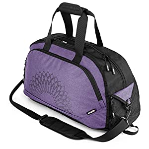 Yoga Bag, Large Yoga Mat Bags and Carriers for Women and Men, Gym Bag with Yoga Mat Holder, Yoga Mat Carrier Bag
