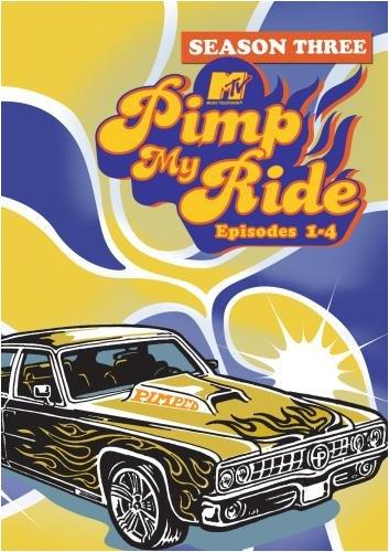 Pimp My Ride, Season 3 Episodes 1-4 (Pimp My Ride Dvd)
