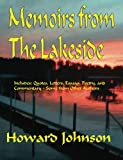 Memoirs from the Lakeside, Howard Johnson, 0982911440