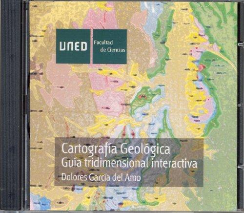 Descargar Libro Cartografía Geológica. Guía Tridimensional Interactiva Dolores GarcÍa Del Amo