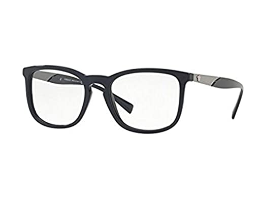 7c8d45bf02f79 Amazon.com  Versace Men s VE3252 Eyeglasses 54mm  Clothing