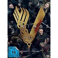Vikings - Season 5 Volume 1 [3 DVDs]
