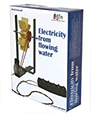 Do It Yourself Hydroelectricity Educational Toy Kit