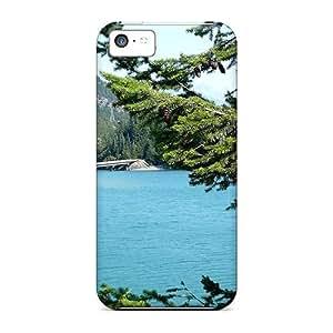 Cute High Quality Iphone 5c Bridge Above Diablo Dam Case