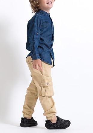 KINDER365 Casual Kinder Jungen Gefütterte Cargohose Sweathose Jogginghose   Amazon.de  Bekleidung 200ac711a7