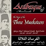 The Music of the Three Musketeers by Arabesque Music Ensemble (2008-01-01)