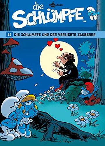 Die Schlümpfe. Band 32: Die Schlümpfe und der verliebte Zauberer Gebundenes Buch – 1. Juli 2014 Peyo Thierry Culliford Splitter-Verlag 3868699279