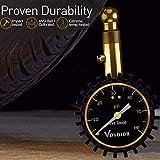 Vondior Tire Pressure Gauge - (0-60 PSI) Heavy