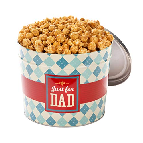 Popcornopolis Gourmet Popcorn 1.26 Gallon Tin (Father's Day)