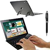 Best EEEKit Bluetooth Keyboards - EEEKit Wireless Bluetooth Keyboard Retractable Stand with Stylus,Built Review