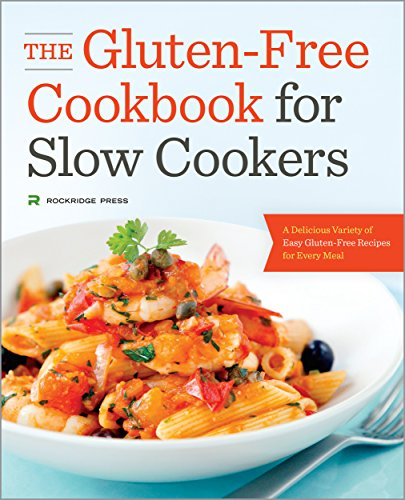 Gluten Free Cookbook Cookers Recipes ebook product image