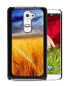Grain Field Depth Of Field Durable High Quality LG G2 Phone Case
