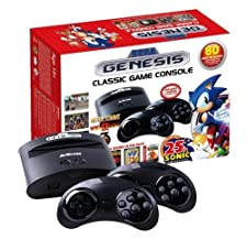 Genesis Classic 80 Preloaded Games Console [AT GAMES]