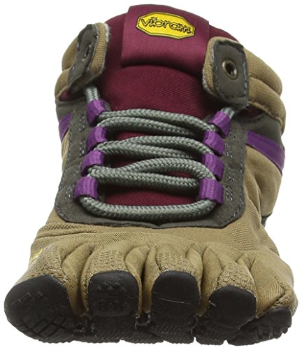 Shoe Khaki Trek Women's Insulated Vibram Ascent Women's Grape qBwFSfZ