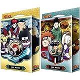 Naruto TCG Naruto Shippuden Card Game Kage Summit Set of Both Theme Decks [Sibling's Fury & Permapower]