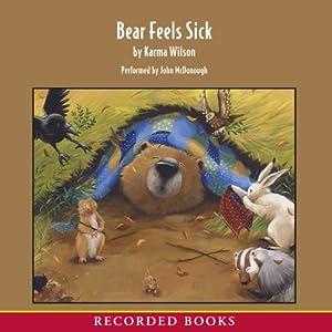 Bear Feels Sick Audiobook